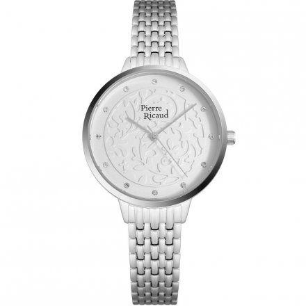 Pierre Ricaud P21065.5143Q Zegarek - Niemiecka Jakość