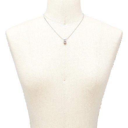 Biżuteria Skagen - SKJ1225040 - Naszyjnik SKJ1225
