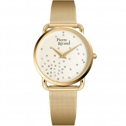 Pierre Ricaud P21066.1141Q Zegarek - Niemiecka Jakość