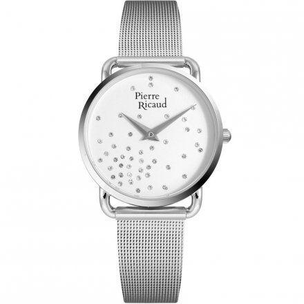 Pierre Ricaud P21066.5143Q Zegarek - Niemiecka Jakość