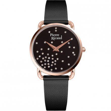 Pierre Ricaud P21066.K144Q Zegarek - Niemiecka Jakość