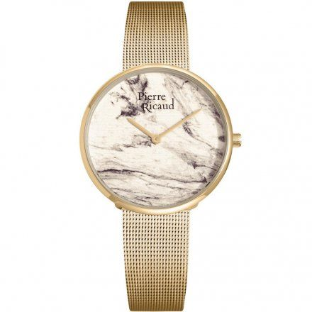Pierre Ricaud P21067.1101Q Zegarek - Niemiecka Jakość