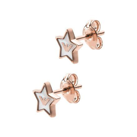 Kolczyki damskie Emporio Armani EG3395221 Oryginalna Biżuteria EA
