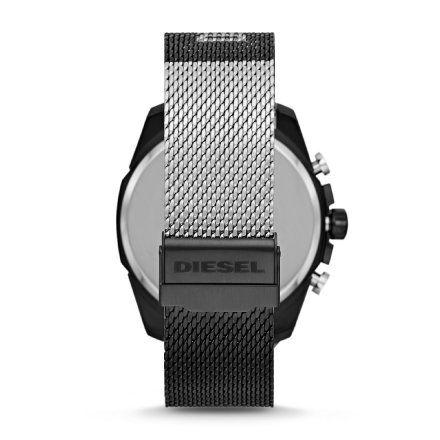 Diesel DZ4514 Zegarek Męski na Bransolecie Kolekcja Mega Chief