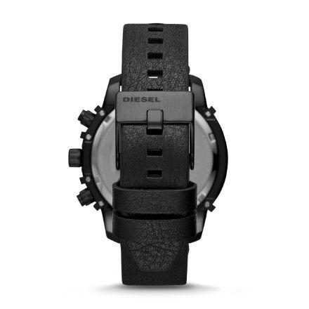 Diesel DZ4519 Zegarek Męski Na pasku Z Kolekcji Griffed
