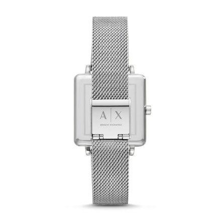 AX5800 Armani Exchange LOLA SQUARE zegarek damski AX z bransoletką