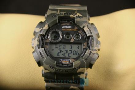 Zegarek Casio GD-120CM-5ER G-Shock GD-120CM -5ER