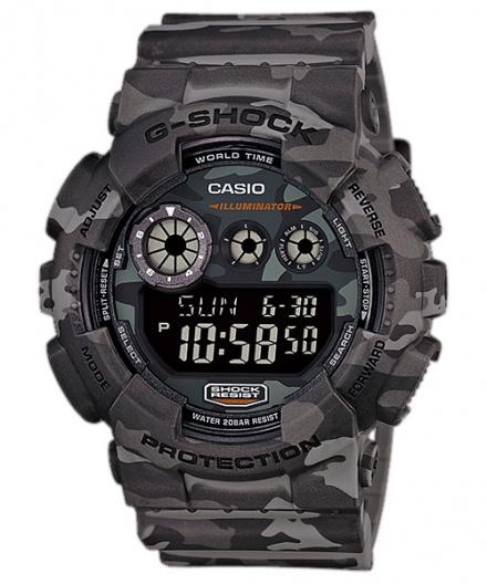 Zegarek Casio GD-120CM-8ER G-Shock GD-120CM -8ER
