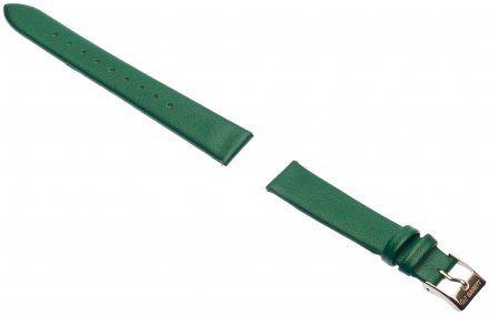 Pasek do Garett Women Lisa zielono-złoty skórzany