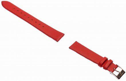 Pasek do Garett Women Lisa czerwono-złoty skórzany