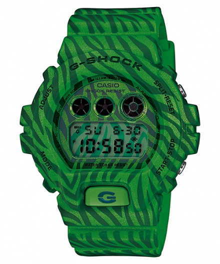 Zegarek Casio DW-6900ZB-3ER G-Shock DW-6900ZB -3ER