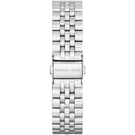 Bransoletka srebrna do zegarka Michael Kors Access Lexington MKT5077 20 mm
