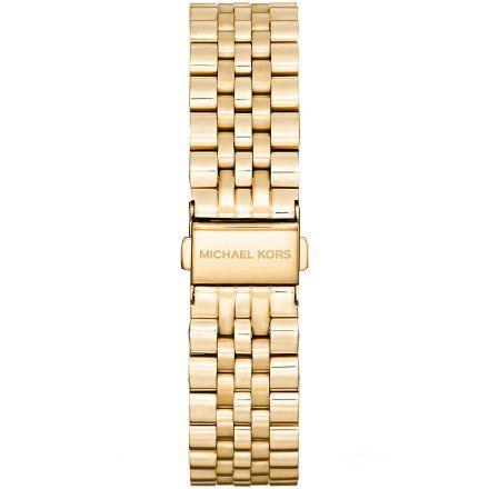 Bransoletka złota do zegarka Michael Kors Access Lexington MKT5078 20 mm