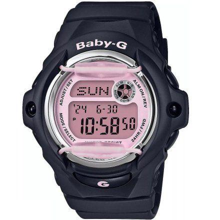 Zegarek Casio BG-169M-1ER Baby-G BG 169M 1