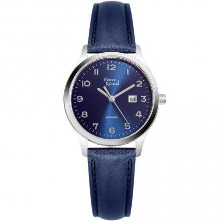Pierre Ricaud P51028.5N25Q Zegarek - Niemiecka Jakość