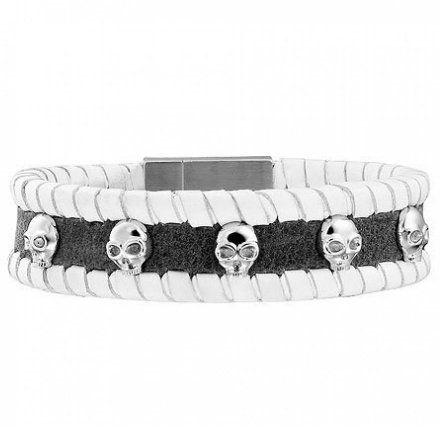 Biżuteria Police PJ.24410BLGR/01-L Bransoleta Spirit 24410BLGR/01 L