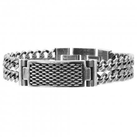 Biżuteria Police PJ.25554BSE/03 Bransoleta Reflector 25554BSE 03