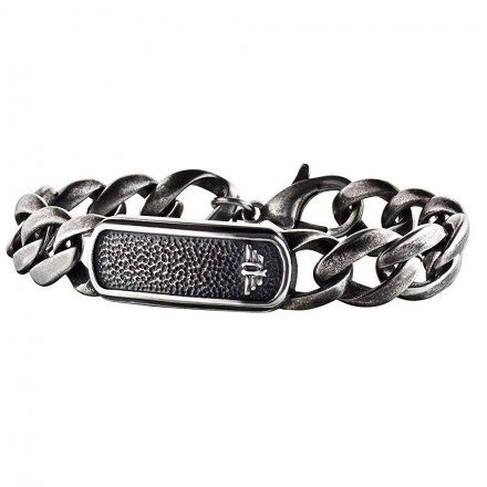 Biżuteria Police PJ.25696BSE/02-L Bransoleta Connector 25696BSE/02 L
