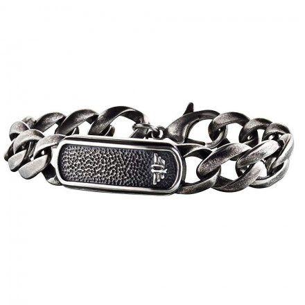 Biżuteria Police PJ.25696BSE/02-S Bransoleta Connector 25696BSE/02 S