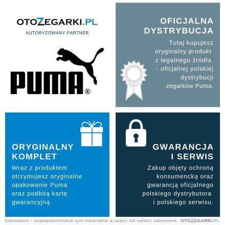 Zegarek męski Puma Remix P5016