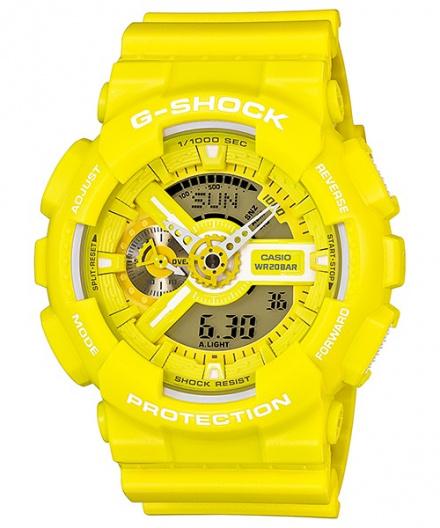 Zegarek Casio GA-110BC-9AER G-Shock GA-110BC -9AER