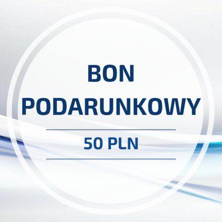 BON PODARUNKOWY o wartości 50 PLN