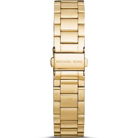 Bransoletka złota do zegarka Michael Kors Access Bradshaw 2.0 MKT5085 22 mm