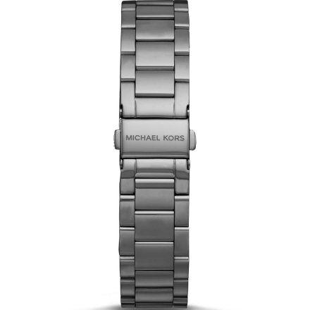 Bransoletka szara do zegarka Michael Kors Access Bradshaw 2.0 MKT5087 22 mm
