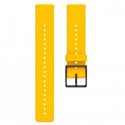 Pasek POLAR Ignite Żółty rozmiar M/L