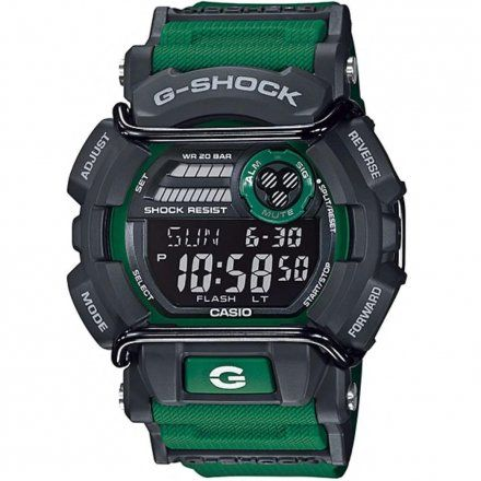 Zegarek Casio GD-400-3ER G-Shock GD 400 3
