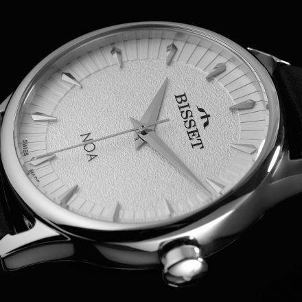 Bisset BSAE79SISX03BX Zegarek Szwajcarski Marki Bisset