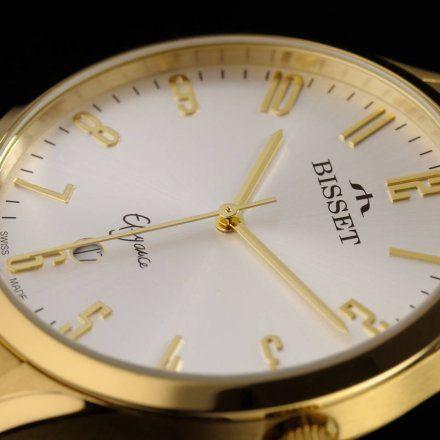 Bisset BSDD17GASX05BX Zegarek Szwajcarski Marki Bisset