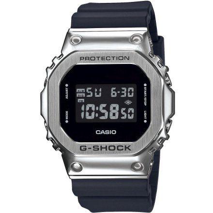 Zegarek Casio GM-5600-1ER G-Shock G-Steel Premium GM 5600 1