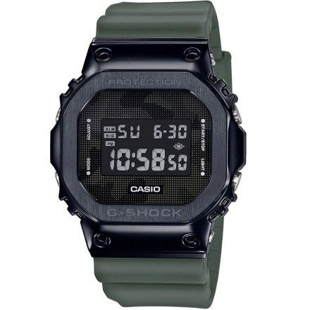 Zegarek Casio GM-5600B-3ER G-Shock G-Steel Premium GM 5600B 3