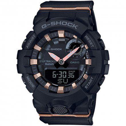 Zegarek Casio GMA-B800-1AER G-Shock G-SQUAD GMA B800 1A