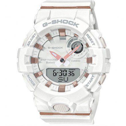 Zegarek Casio GMA-B800-7AER G-Shock G-SQUAD GMA B800 7A