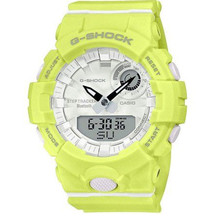 Zegarek Casio GMA-B800-9AER G-Shock G-SQUAD GMA B800 9A