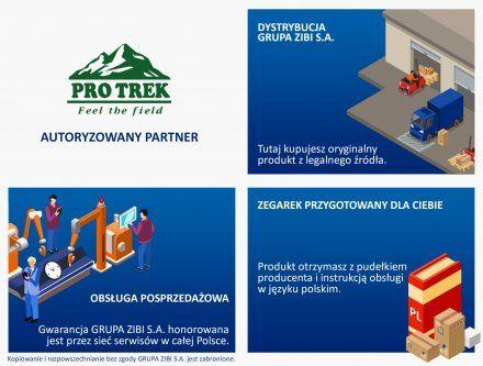 Zegarek Casio PRT-B50-1ER Protrek Premium PRT B50 1ER
