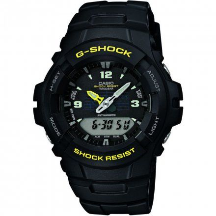 Zegarek Casio G-100-9CMER G-Shock G 100 9CM
