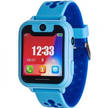 Smartwatch Lokalizator Garett Kids Nice Niebieski