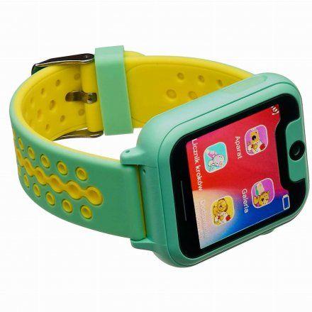 Smartwatch Lokalizator Garett Kids Nice Zielony