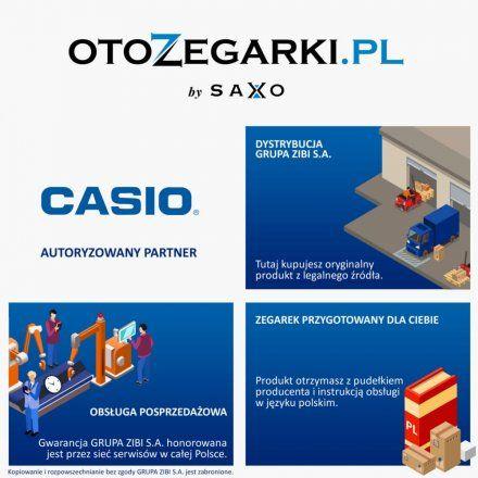 Zegarek Casio W-800HM-2AVEF Casio Sport W 800HM 2AV