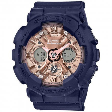 Zegarek Casio GMA-S120MF-2A2ER G-Shock GMA S120MF 2A2