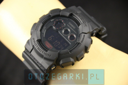 Zegarek Casio GD-120MB-1ER G-Shock GD-120MB -1ER