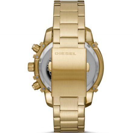 Diesel DZ4522 Zegarek Męski Na bransolecie Z Kolekcji Griffed