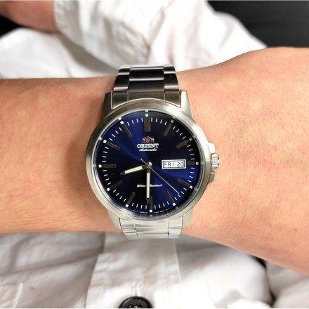 ORIENT RA-AA0C02L19B Zegarek Męski Automatyczny Japońskiej Marki Orient