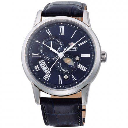 ORIENT FAK00005D0 Zegarek Japońskiej Marki Orient AK00005D0