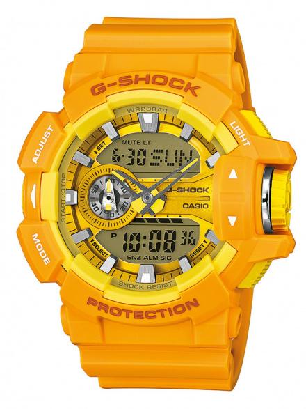 Zegarek Casio GA-400A-9AER G-Shock GA-400A -9AER