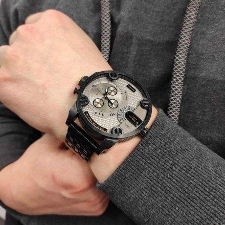Diesel DZ7410 Zegarek Męski Na Bransolecie Z Kolekcji Little Daddy