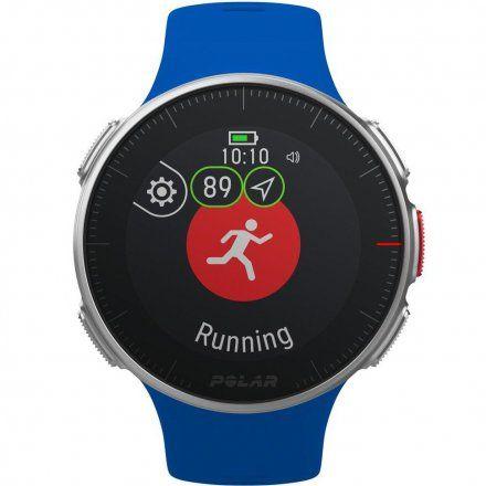 Polar VANTAGE V Niebieski zegarek z pulsometrem i GPS